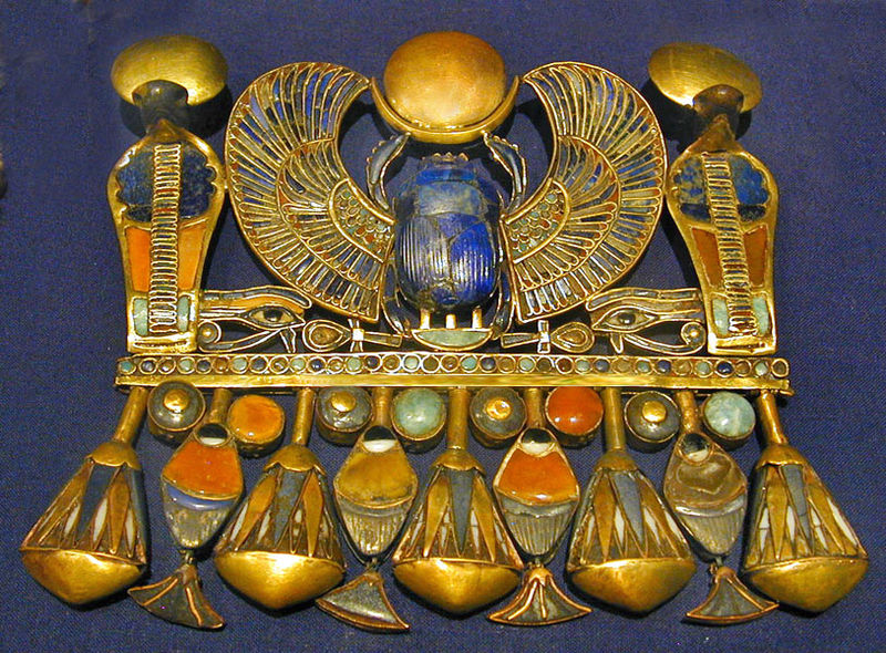 Tutankhamun Tomb Artifacts